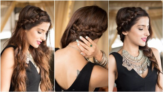 Enjoy Trendy – Party Hair Styles, Steped Down By Professionals Hair Stylers