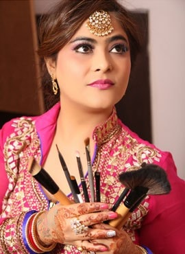 Professional Bridal Makeup Artist In Lucknow